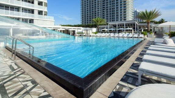 At The Only W Where You Can Play By Pool Without Getting Wet, Take A Dip In  The Pool At WET® Or Enjoy A Sip Off Our Colorful Cocktail List, ...